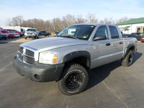 2006 Dodge Dakota for sale at Farmington Auto Plaza in Farmington MO