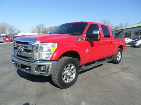 2011 Ford F-250 Super Duty for sale at Farmington Auto Plaza in Farmington MO