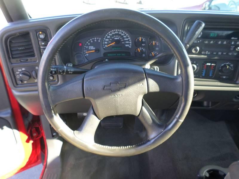 2003 Chevrolet Silverado 1500 for sale at Farmington Auto Plaza in Farmington MO