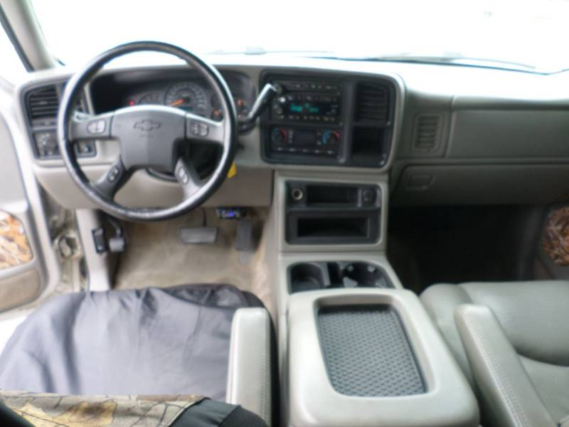 2004 Chevrolet Silverado 2500 for sale at Farmington Auto Plaza in Farmington MO