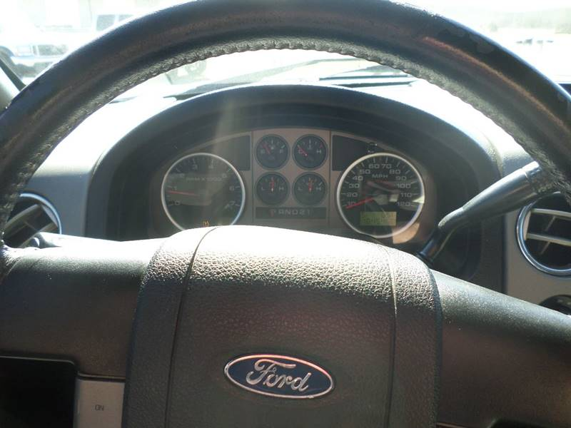 2007 Ford F-150 for sale at Farmington Auto Plaza in Farmington MO