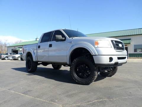 2007 Ford F-150 for sale at Farmington Auto Plaza in Farmington MO