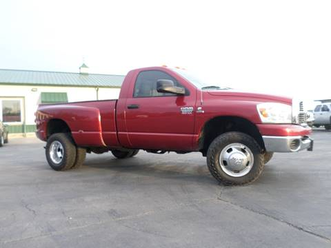2008 Dodge Ram Pickup 3500 for sale at Farmington Auto Plaza in Farmington MO