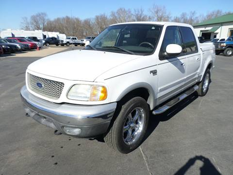 2003 Ford F-150 for sale at Farmington Auto Plaza in Farmington MO