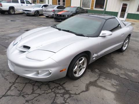 2000 Pontiac Firebird for sale at Farmington Auto Plaza in Farmington MO