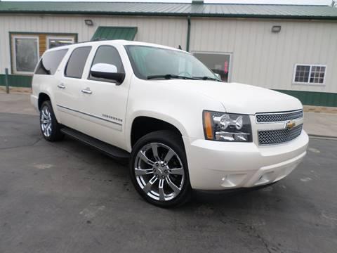 2009 Chevrolet Suburban for sale at Farmington Auto Plaza in Farmington MO