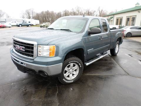 2011 GMC Sierra 1500 for sale at Farmington Auto Plaza in Farmington MO