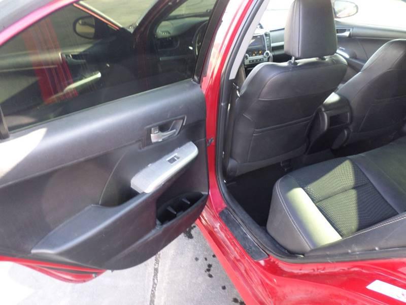 2013 Toyota Camry for sale at Farmington Auto Plaza in Farmington MO