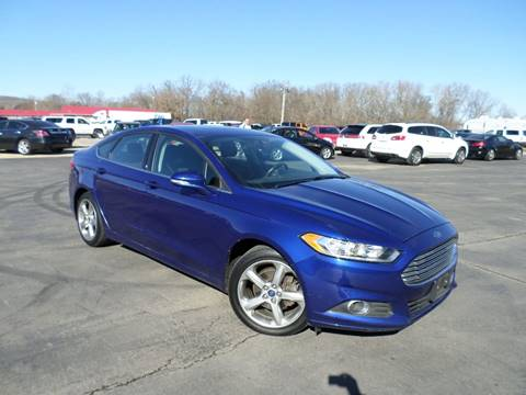 2014 Ford Fusion for sale at Farmington Auto Plaza in Farmington MO