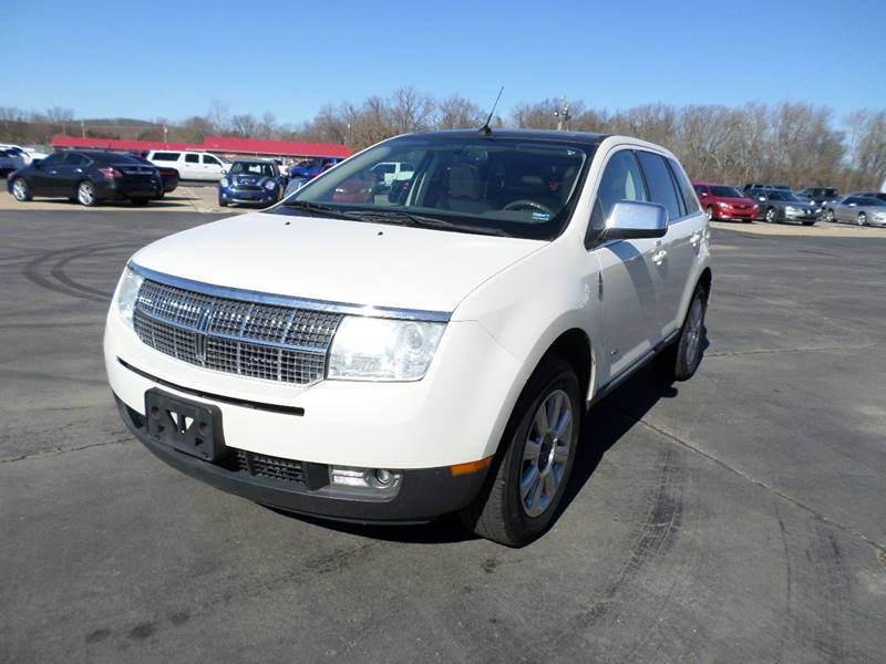 2008 Lincoln MKX for sale at Farmington Auto Plaza in Farmington MO