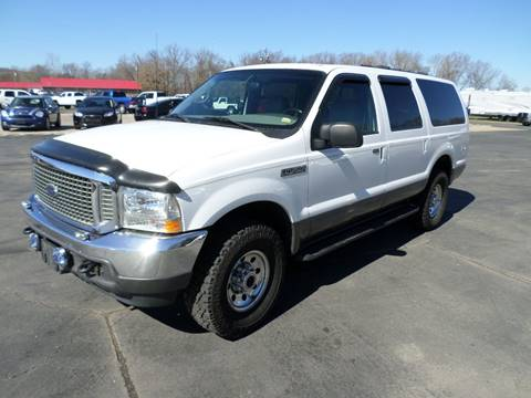 2001 Ford Excursion for sale at Farmington Auto Plaza in Farmington MO