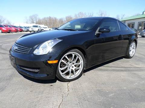 2006 Infiniti G35 for sale at Farmington Auto Plaza in Farmington MO