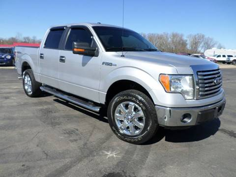 2012 Ford F-150 for sale at Farmington Auto Plaza in Farmington MO