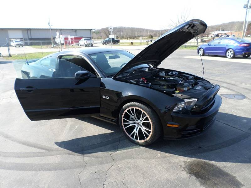 2014 Ford Mustang for sale at Farmington Auto Plaza in Farmington MO