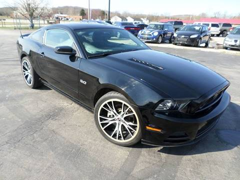 2014 Ford Mustang for sale at Farmington Auto Plaza in Farmington MO