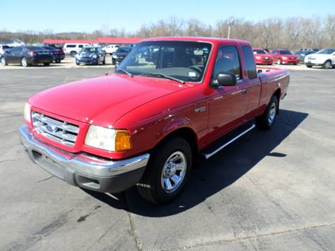 2002 Ford Ranger for sale at Farmington Auto Plaza in Farmington MO