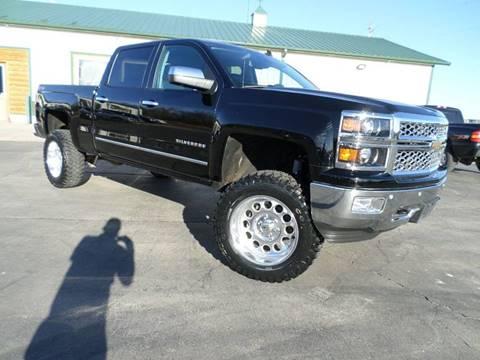 2014 Chevrolet Silverado 1500 for sale at Farmington Auto Plaza in Farmington MO
