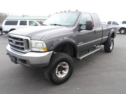 2004 Ford F-350 Super Duty for sale at Farmington Auto Plaza in Farmington MO