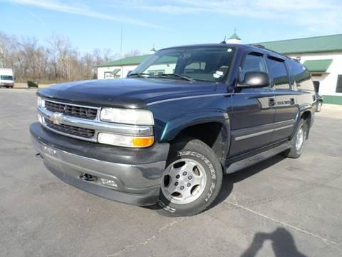 2005 Chevrolet Suburban for sale at Farmington Auto Plaza in Farmington MO