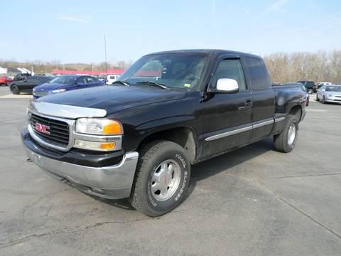1999 GMC Sierra 1500 for sale at Farmington Auto Plaza in Farmington MO