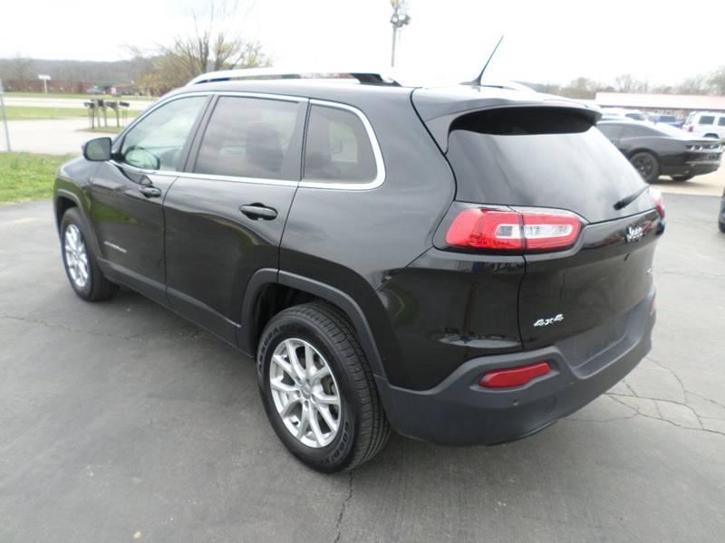 2014 Jeep Cherokee for sale at Farmington Auto Plaza in Farmington MO