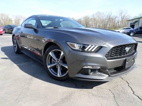 2016 Ford Mustang for sale at Farmington Auto Plaza in Farmington MO