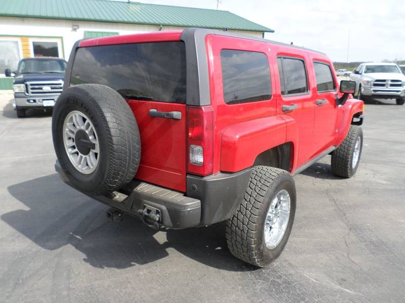 2006 HUMMER H3 for sale at Farmington Auto Plaza in Farmington MO