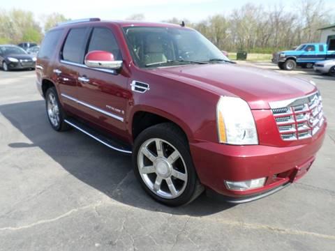2008 Cadillac Escalade for sale at Farmington Auto Plaza in Farmington MO