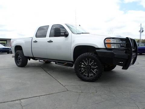 2013 GMC Sierra 2500HD for sale at Farmington Auto Plaza in Farmington MO