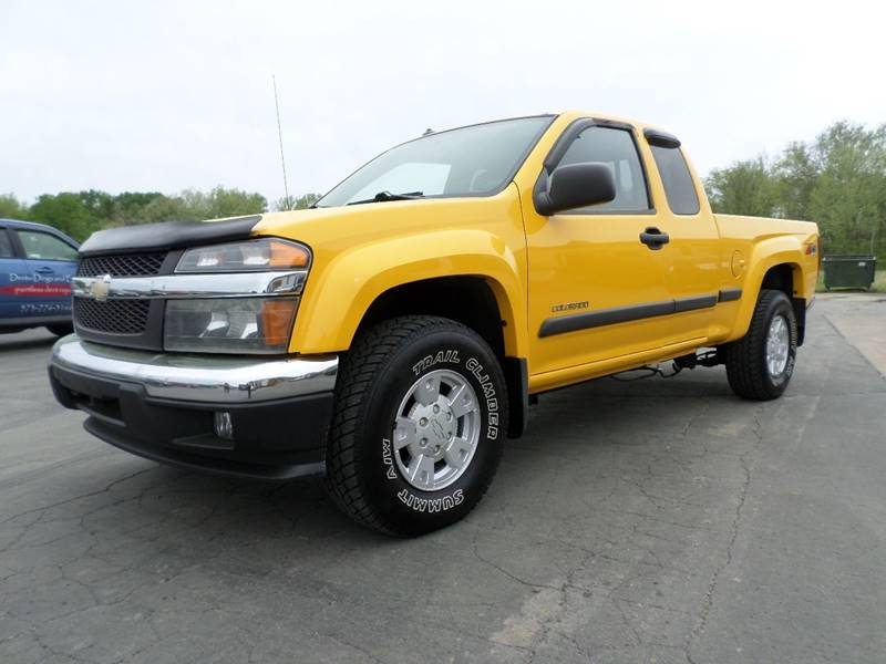 2004 Chevrolet Colorado for sale at Farmington Auto Plaza in Farmington MO