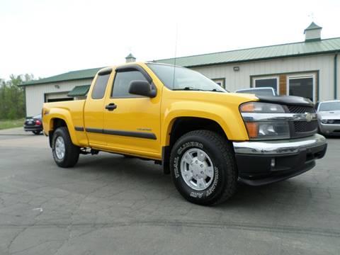 2004 Chevrolet Colorado for sale at Farmington Auto Plaza in Farmington MO