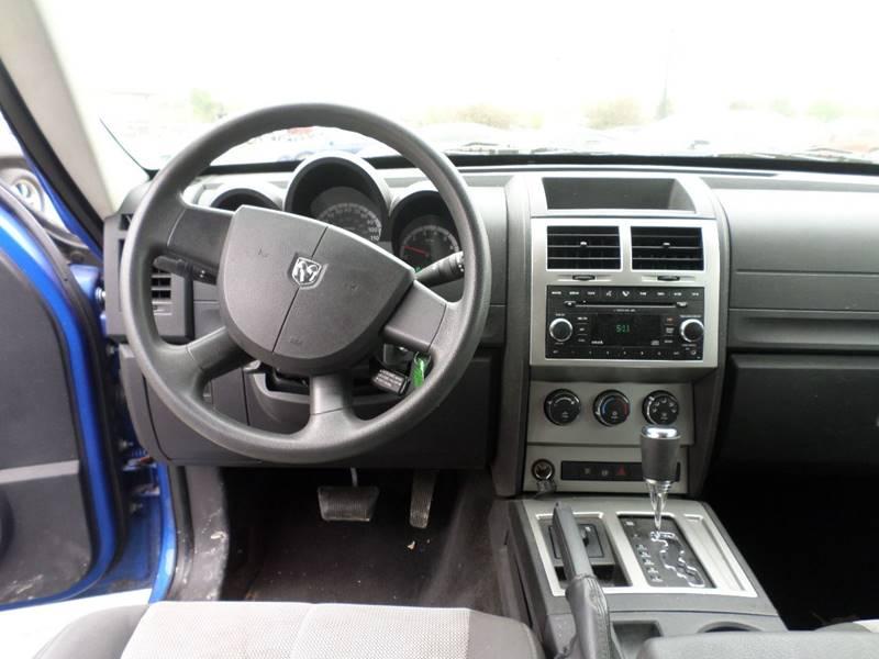 2008 Dodge Nitro for sale at Farmington Auto Plaza in Farmington MO