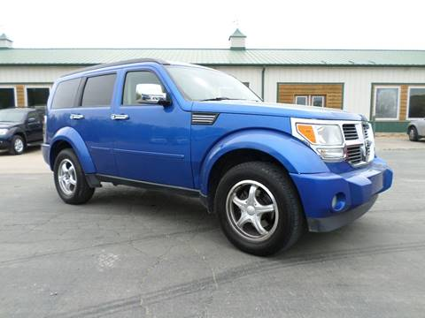 2008 Dodge Nitro for sale at Farmington Auto Plaza in Farmington MO