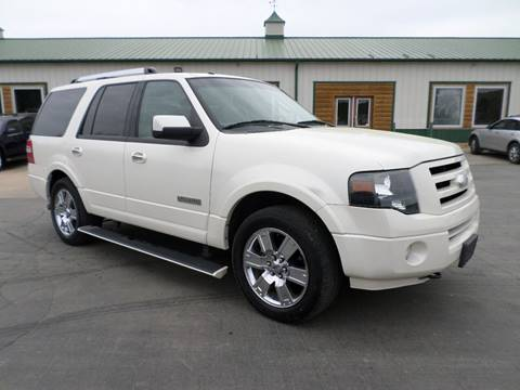 2008 Ford Expedition for sale at Farmington Auto Plaza in Farmington MO