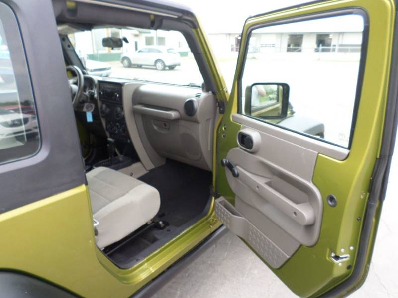 2007 Jeep Wrangler for sale at Farmington Auto Plaza in Farmington MO