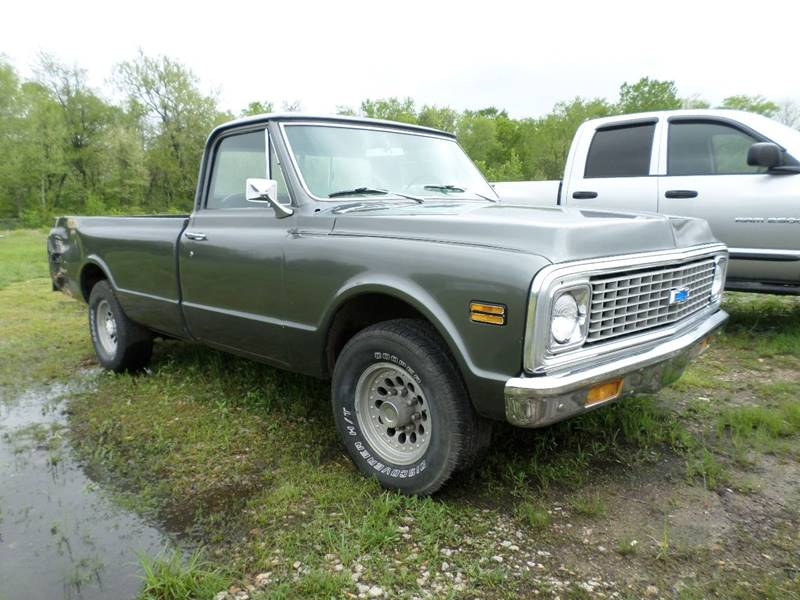 1971 Chevrolet C/K 2500 Series for sale at Farmington Auto Plaza in Farmington MO
