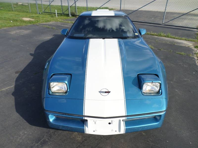 1987 Chevrolet Corvette for sale at Farmington Auto Plaza in Farmington MO