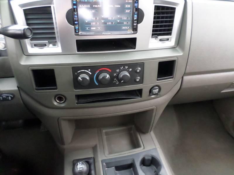 2007 Dodge Ram Pickup 2500 for sale at Farmington Auto Plaza in Farmington MO