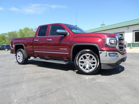 2016 GMC Sierra 1500 for sale at Farmington Auto Plaza in Farmington MO