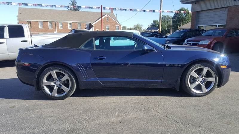2011 Chevrolet Camaro Lt 2dr Convertible W 1lt In Cahokia