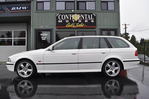 1999 BMW 5 Series for sale in Lake Forest Park, WA