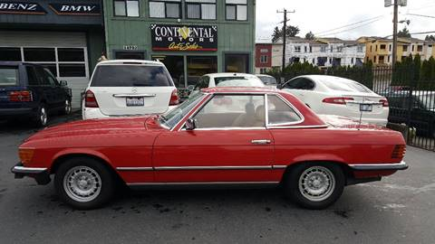 Mercedes benz 280 class for sale for Mercedes benz lake forest