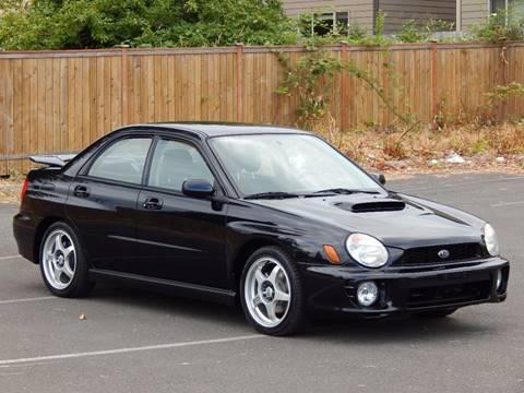 2002 Subaru Impreza for sale in Lynnwood, WA