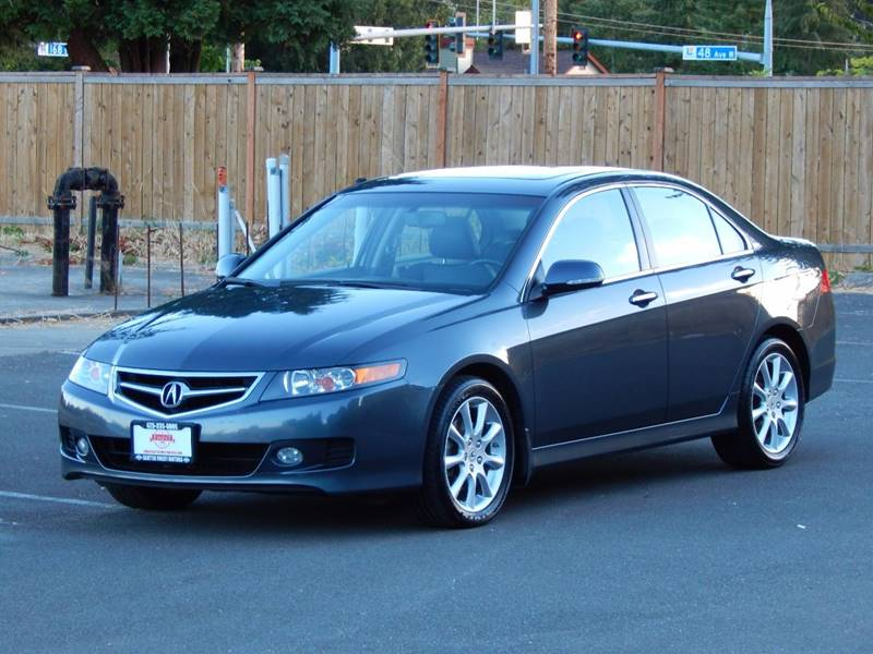 2007 Acura TSX In Lynnwood, WA - SEATTLE FINEST MOTORS