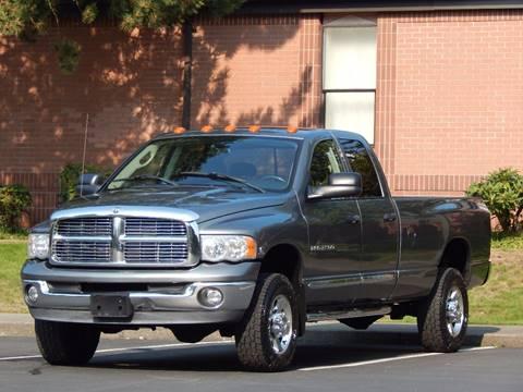 2005 Dodge Ram Pickup 3500 for sale in Lynnwood, WA