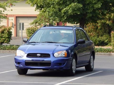 2004 Subaru Impreza for sale in Lynnwood, WA