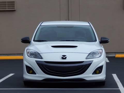 2013 Mazda MAZDASPEED3 for sale in Lynnwood, WA
