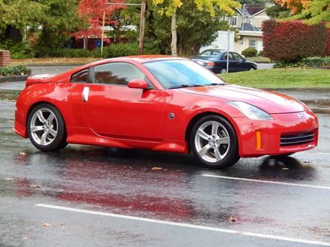 2006 Nissan 350Z for sale in Lynnwood, WA