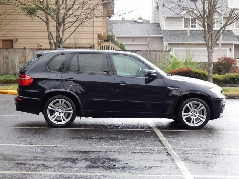 Bmw X M AWD Dr SUV In Lynnwood WA SEATTLE FINEST MOTORS - Bmw 2010 suv