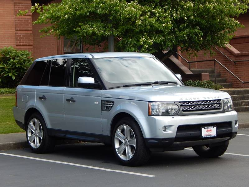 2010 Land Rover Range Rover Sport 4x4 Supercharged 4dr SUV In ...